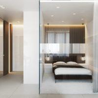 Design d'une pièce 36 m²