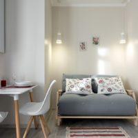 projet d'un studio de 36 m2