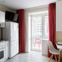 appartement d'une pièce design 36 mètres carrés