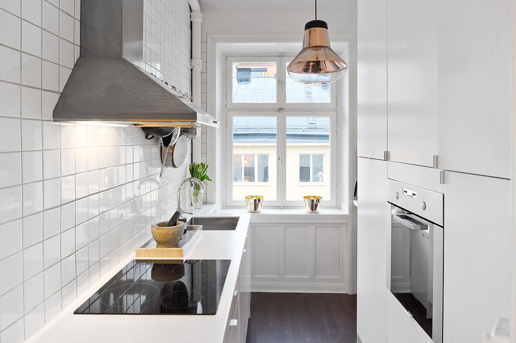 conception de la cuisine scandinave