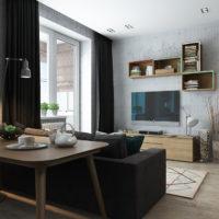 design appartement une chambre