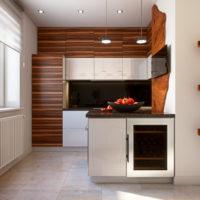 intérieur d'un studio 36 m²