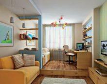 studijas tipa dzīvokļa dizains ģimenei