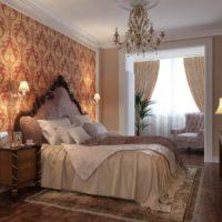 красив тапет в спалнята
