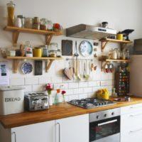 cuisine design 6 m² moderne