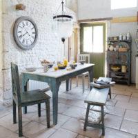 ország stílusú konyhai tervezési ötletek