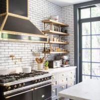 options de design de cuisine 6 m²