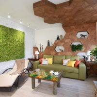eco style ceiling design