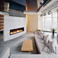 techno style ceiling design