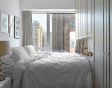 bedroom design 9 sq m
