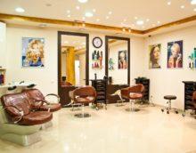skaistumkopšanas salona dekors