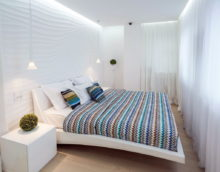 light bedroom design 11 sq m