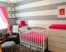 vaiko kambario dizainas