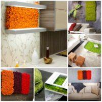 idée de décoration insolite d'un décor d'appartement photo