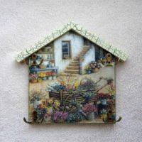 Un exemple d'une décoration légère d'une photo de design de maison