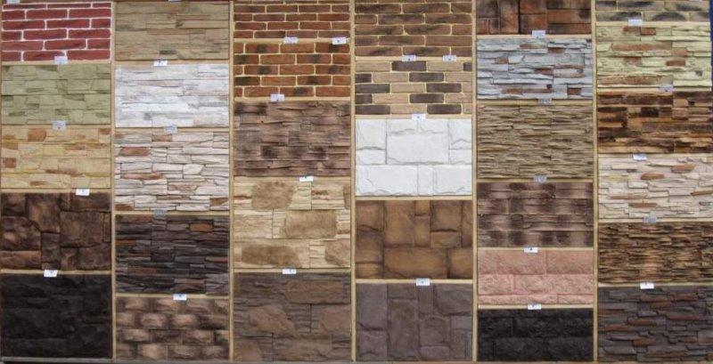 Variétés de pierre décorative pour la décoration murale