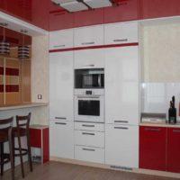 version du bel intérieur de l'image de plafond de cuisine