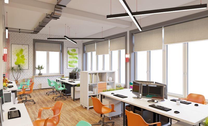 Biroju ēkas projektēšanas projekts