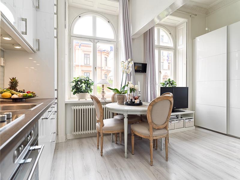 Kitchen Living Room Design 15 Squares 75 Photos Of Design Ideas