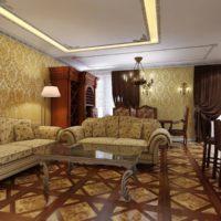 Dvije velike sofe u dnevnoj sobi
