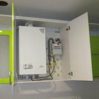 Cabinet d'équipement de masquage de gaz de bricolage