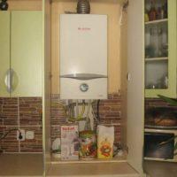 Module d'armoires de cuisine