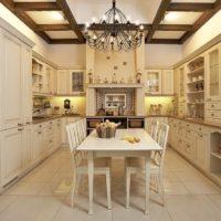 Vienkārša virtuve