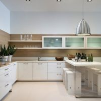 Vācu stila virtuves dizains