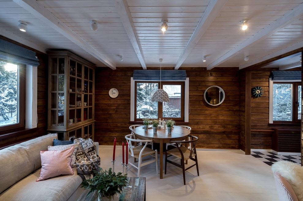 Concevoir une cuisine spacieuse de style scandinave
