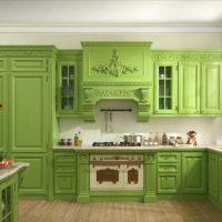 Cuisine verte classique