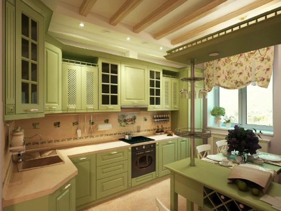 Design de cuisine rustique