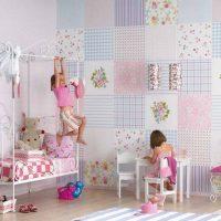 Chambre d'enfants pour deux filles