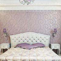 Tête de lit rembourrée