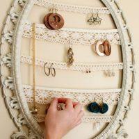 Pendentif original pour ranger les bijoux des femmes