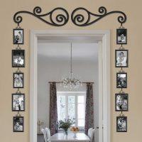 Durvju dekoru fotogrāfijas