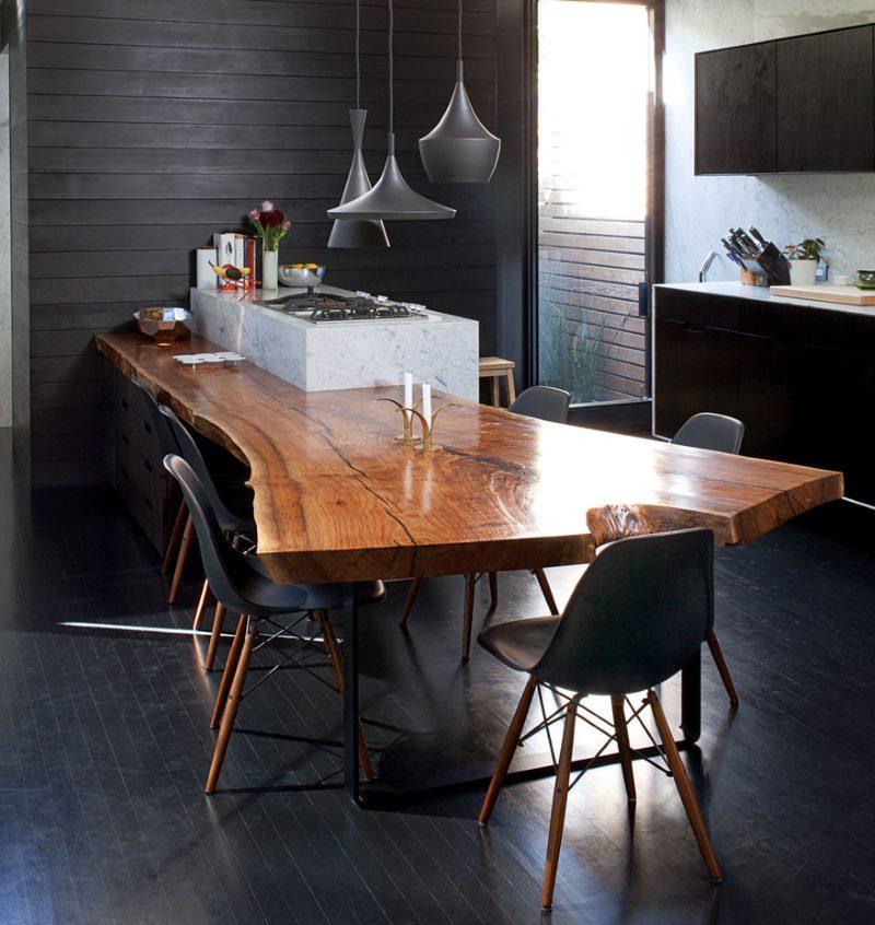 Plateau de table original