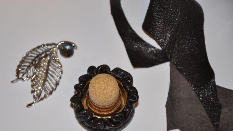 Pudeļu korķa dekorēšana