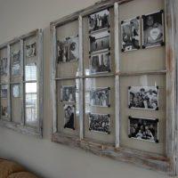 Retro stila mājas fotoizstāde