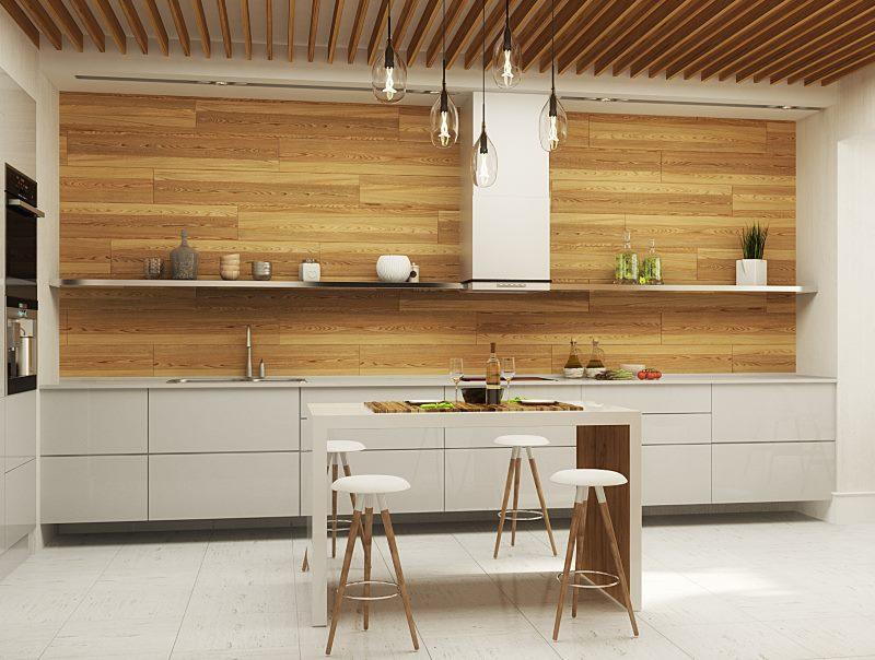 Belle cuisine minimaliste