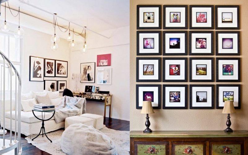 Dekorēšana ar dzīvojamo māju sienu gleznojumiem