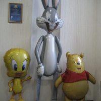 Ballons de dessin animé