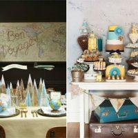 Idées pour décorer une table pour les vacances des enfants