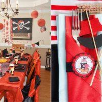 Attributs de pirate pour la fête des enfants