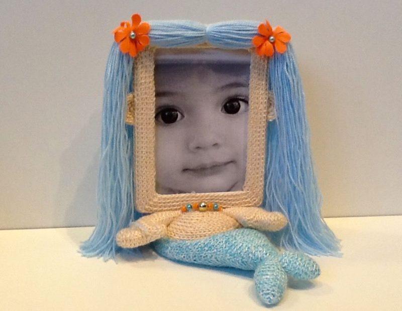 Nāriņas formas bērnu foto rāmis