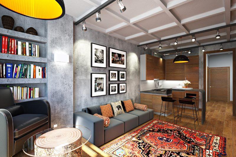 Cucina Soggiorno 20 Mq M Idee Di Design E 75 Foto Di Soluzioni Di Successo