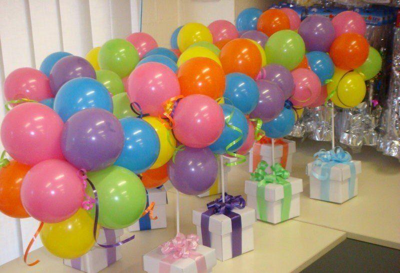 Faire des surprises pour les invités avec une fête d'anniversaire à faire soi-même