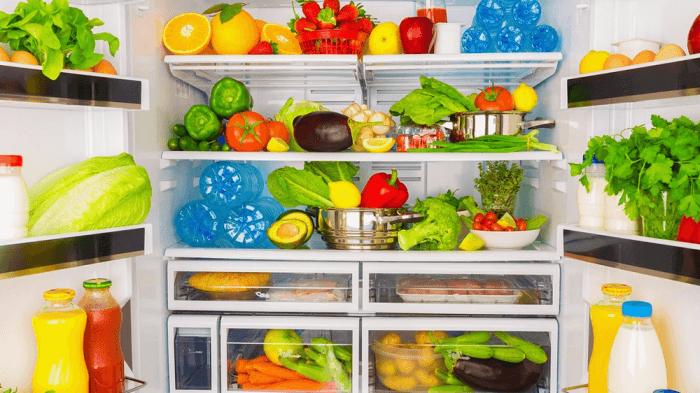 À quelle fréquence décongeler un réfrigérateur.
