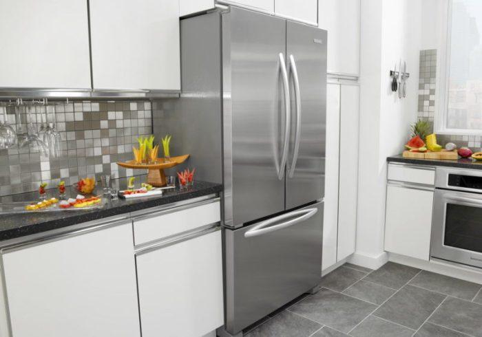 Réfrigérateurs à inverseur de puissance.