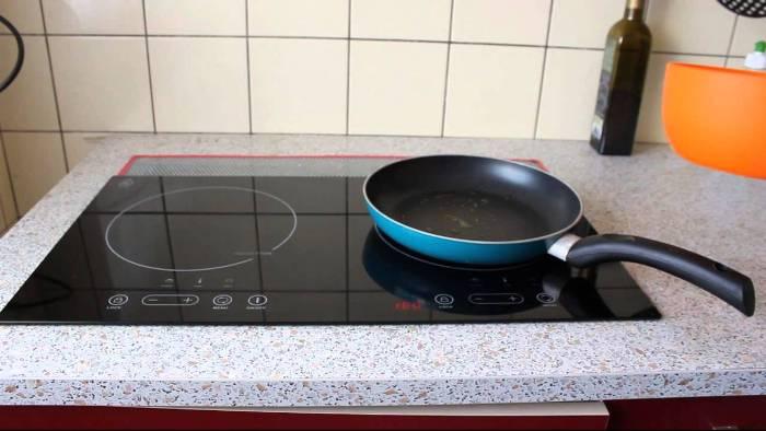 Table de cuisson pour la cuisine.