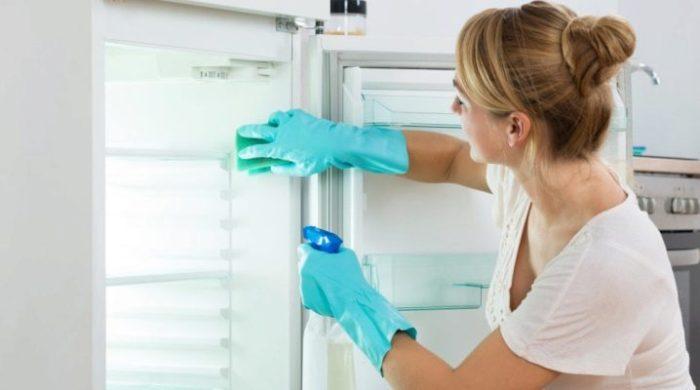 Comment laver un nouveau réfrigérateur.